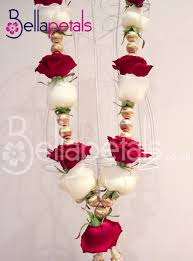 garlands for indian weddings bellapetals co uk indian asian wedding garlands