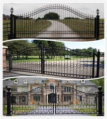enchanting different gate design with factory price latest cheap