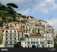 Italy Houses Old Italian Town On Mountain Image U0026 Photo Bigstock