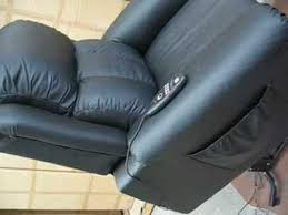 full body massage recliner chair with remote extend eject youtube