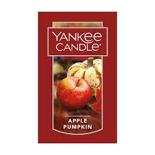 amazon com yankee candle large jar candle apple pumpkin home