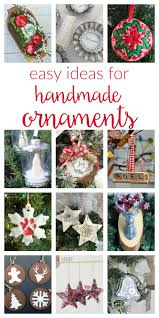easy handmade ornaments two purple couches