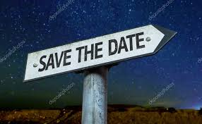 Save The Date Signs Save The Date Sign U2014 Stock Photo Gustavofrazao 64914377