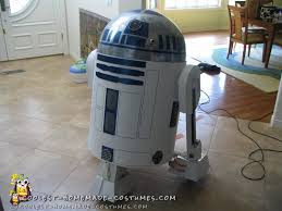 r2d2 halloween costumes coolest homemade r2d2 and c3p0 costumes