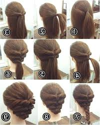 cool step by step hairstyles unique esy hirstyle ides imges ccents easy hairstyles step by step