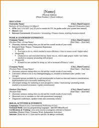 Banking Resume Template Resume Career Change Examples Professional Resumes Sample Online