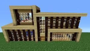 minecraft 360 modern house tutorial house number 5 minecraft
