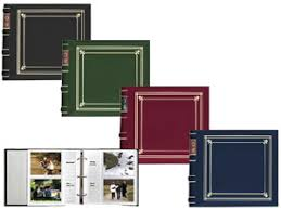 leather 4x6 photo album bl 200 bonded leather photo album