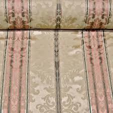 Striped Drapery Fabric Schumacher Candlelight Damask Stripe Drapery Bedding Upholstery