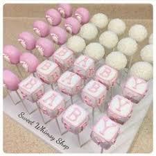 baby shower u2014 cake pops cake balls oreo truffles baby