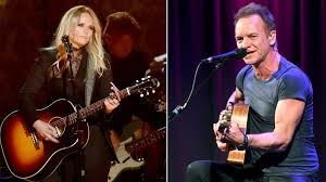 count your blessings miranda lambert and sting will perform on