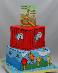 dr seuss cakes dr seuss book theme cake cake in cup ny
