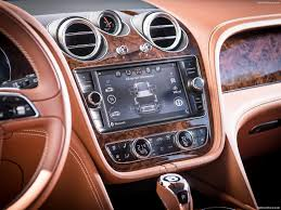 bentayga bentley bentley bentayga 2016 picture 64 of 91