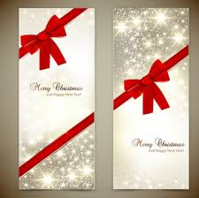 cards new year christmas and new year greeting card free vector 20 502