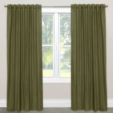 Linen Curtain Panels 108 Buy Green Linen Curtains From Bed Bath U0026 Beyond