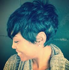 17 great hairstyles for black women short hair shorts and pixie cut