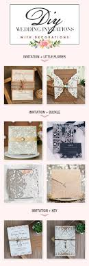 diy wedding invitations top 6 diy wedding invitations ideas by wedding invites