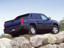 2002 chevy avalanche repair manual