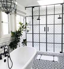 best 25 black and white bathroom ideas ideas on pinterest