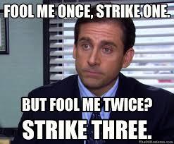 Meme Media - the office isms meme isms