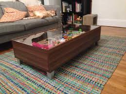 crate coffee tables coffee game table hotel val decoro