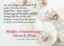 51 Happy Marriage Anniversary Whatsapp Anniversary Messages For Parents 365greetings Com