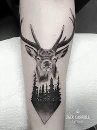 stag jack carroll tattoos