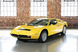 merak maserati 1983 maserati merak ss recent mechanical refurbishment poa