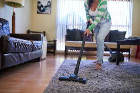how to intensely clean a living room