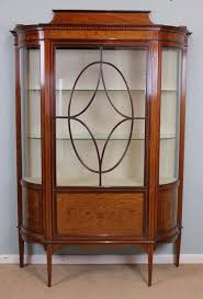 Curio Display Cabinets Uk Display Cabinet Antique Antique Furniture