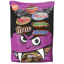 halloween m m candy amazon com mars chocolate favorites halloween candy bars variety