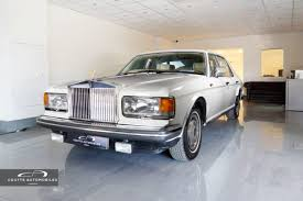 rolls royce silver spur rolls royce silver spur v8 6 8 4dr coutts automobiles