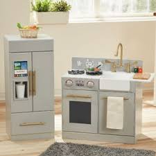 Kitchen Table Accessories by Play Kitchen Sets U0026 Accessories You U0027ll Love Wayfair