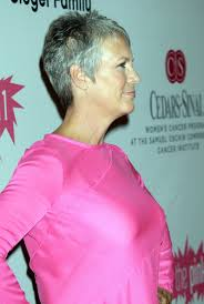 jamie lee curtis haircut back view jamie lee curtis photos photos the 7th annual pink party to