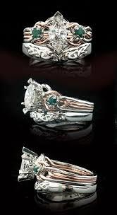 Irish Wedding Rings by Best 25 Celtic Engagement Rings Ideas On Pinterest Celtic