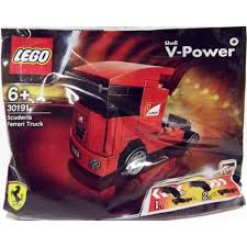 lego racers truck lego racers sets 30191 scuderia truck