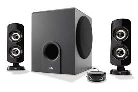 boston acoustics home theater ca 3614 speakers by cyber acoustics