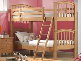 Joseph Maple Bunk Beds Sleepland Beds - Joseph bunk bed
