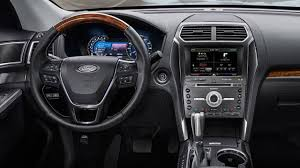 Ford Explorer 2015 Interior Ford Explorer 2016 Review Price 2017 2018 Cuv Cars