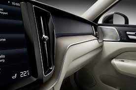 volvo station wagon interior first look u2013 volvo releases crash test videos of 2018 xc60