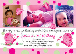 3 photo butterfly birthday party invitations birthday party ideas