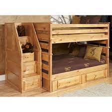bedroom top wooden l shaped bunk beds with space saving features