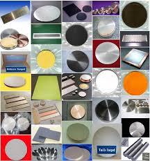 chromium target sputtering targets manufacturer supplier thin