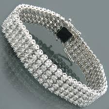 bracelet diamond designs images 14k designer diamond bracelets collection piece 7 00ct jpg