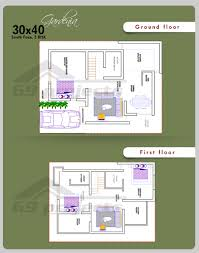 Vastu Floor Plans South Facing Residential Villas Vijayanagar Mysore One