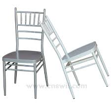 silver chiavari chairs aluminium chairs wholesale swii furniture