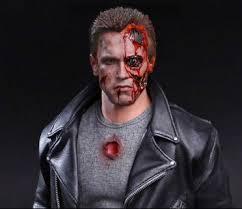 Terminator Halloween Costume Latest Articles Toys Terminator Mms 238 800 Battle