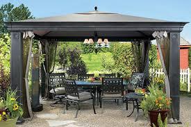 Outdoor Patio Canopy Gazebo Replacement Canopy For Target Tiverton Gazebo Sa 585 High Grade