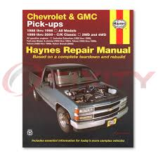 chevy k2500 suburban haynes repair manual lt silverado ls base
