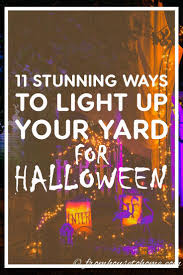 453 best halloween decorating ideas images on pinterest